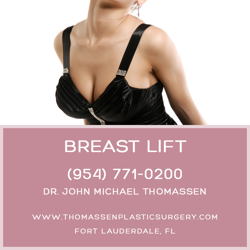 Breast Lift Fort Lauderdale