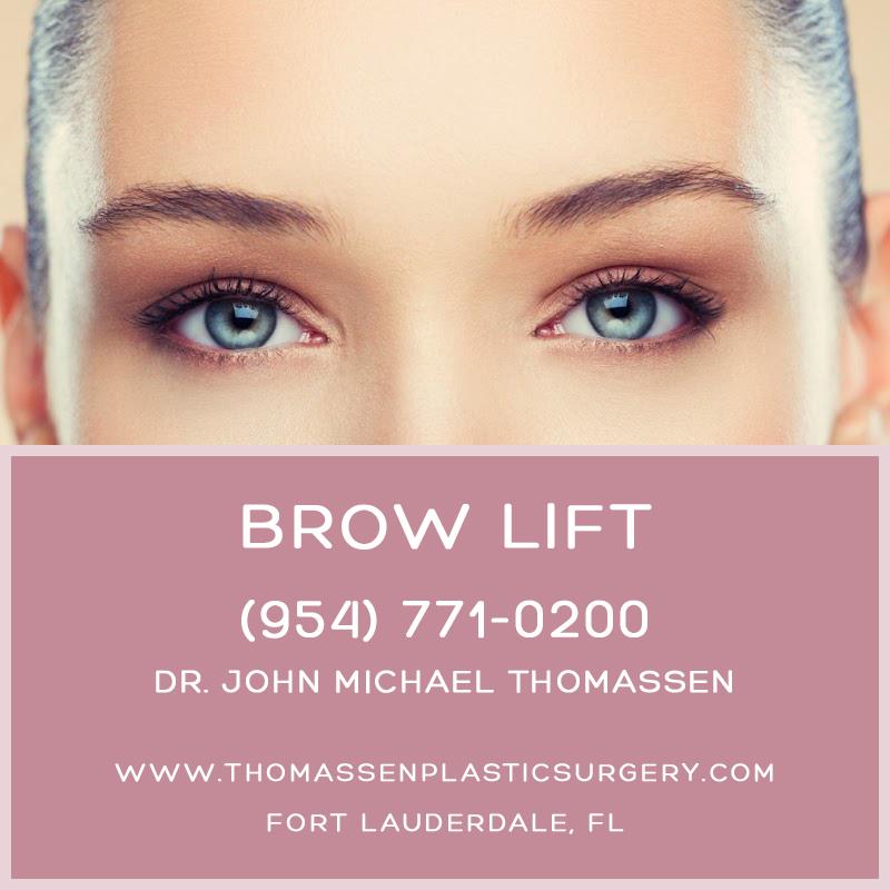 Brow Lift Fort Lauderdale FL