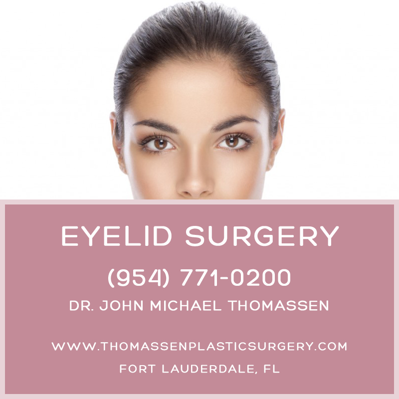 Eyelid Surgery Blepharoplasty Fort Lauderdale FL