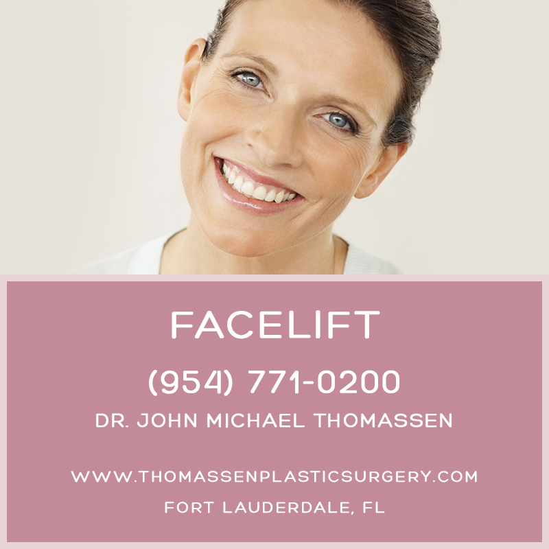 Facelift (Rhytidectomy) Fort Lauderdale FL