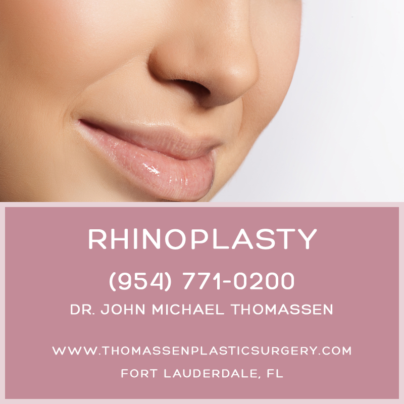 Nose Surgery Rhinoplasty Fort Lauderdale FL