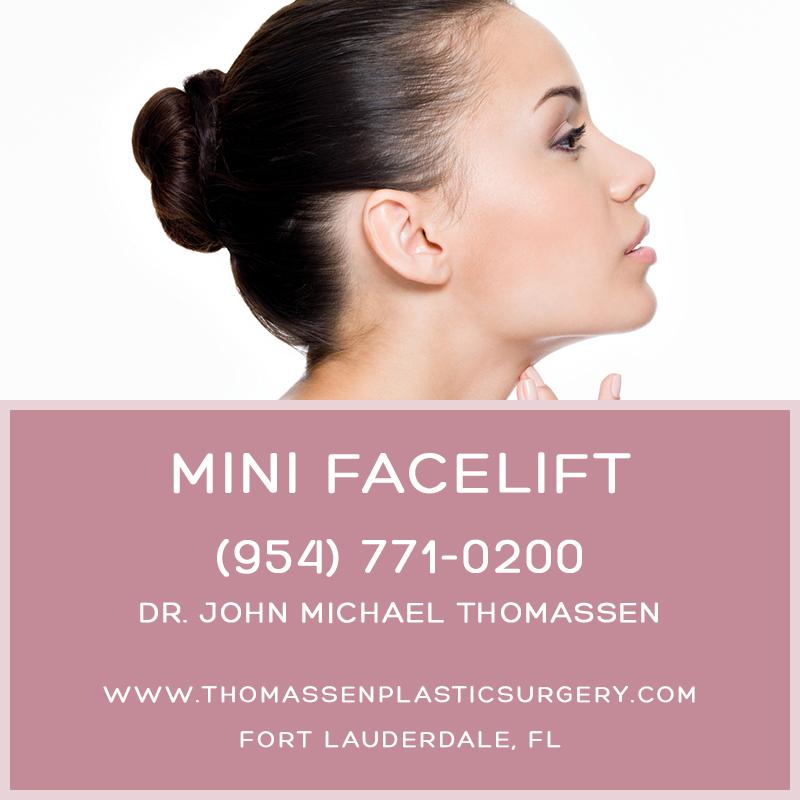 Mini Facelift Fort Lauderdale FL