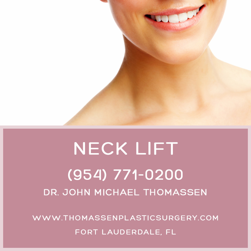 Neck Lift Fort Lauderdale FL