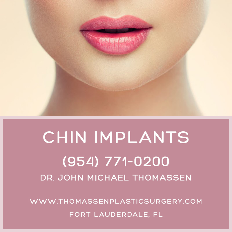 Chin Implants Augmentation Fort Lauderdale FL
